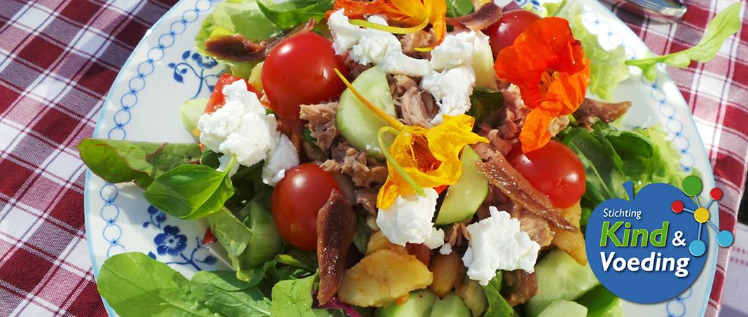 Salade stichting kind en voeding